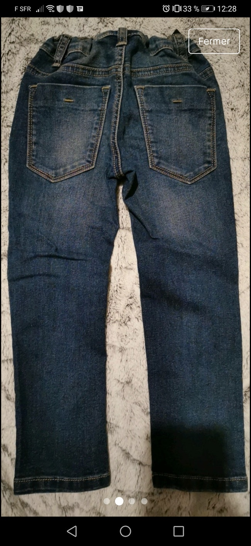 Jeans 3 Pommes
