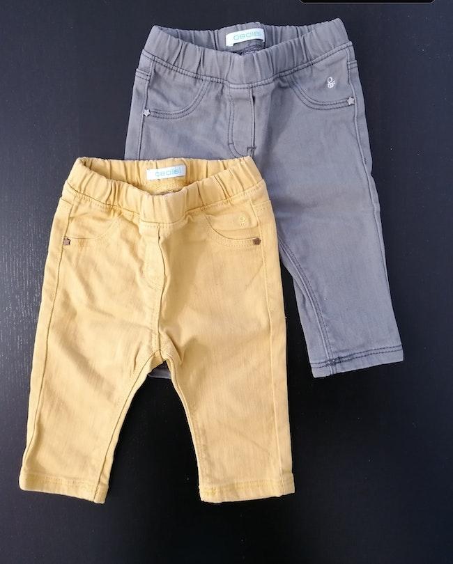 Pantalon bébé fille Okaidi
