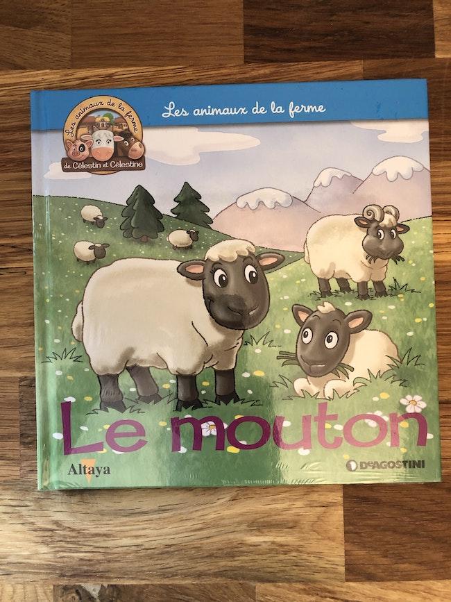 Livre «le mouton»