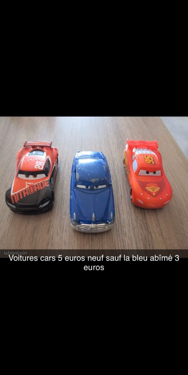 Voitures cars