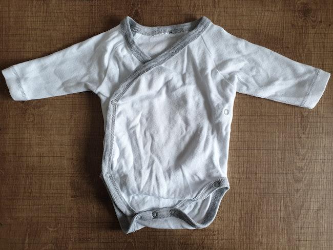 Body garçon 1 mois