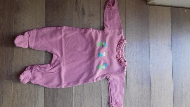 Vêtements filles en 1 mois