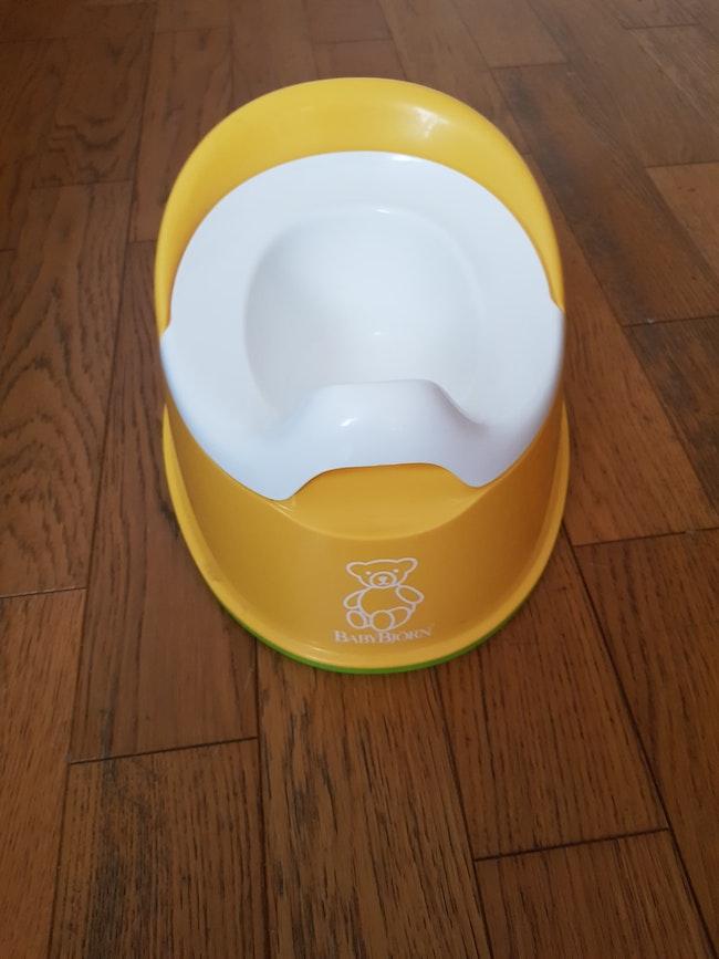 Pot Baby Bjorn jaune