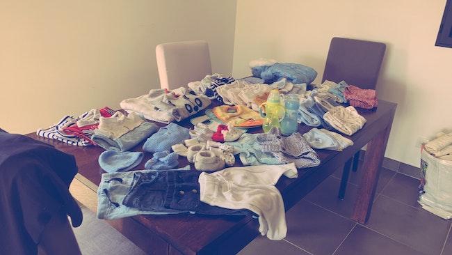 Lots de vêtements bébé garçon