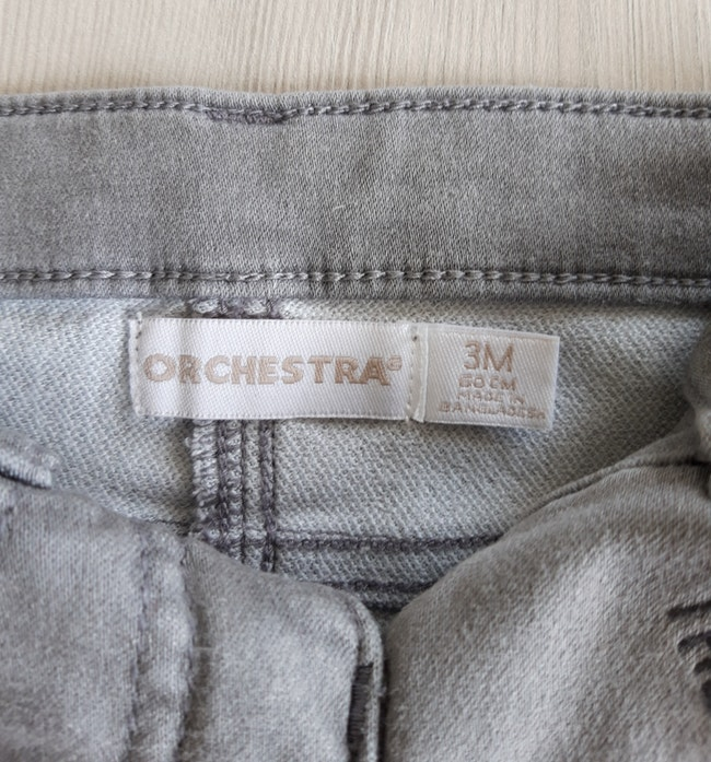 Jeans slim Orchestra