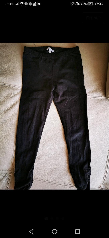 Legging noir Absorba