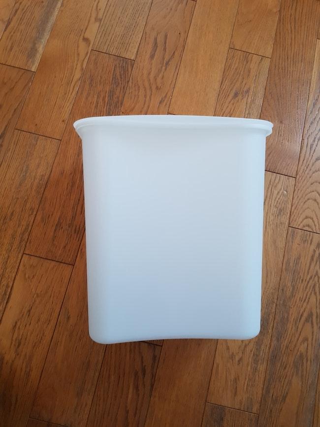 Poubelle table à langer