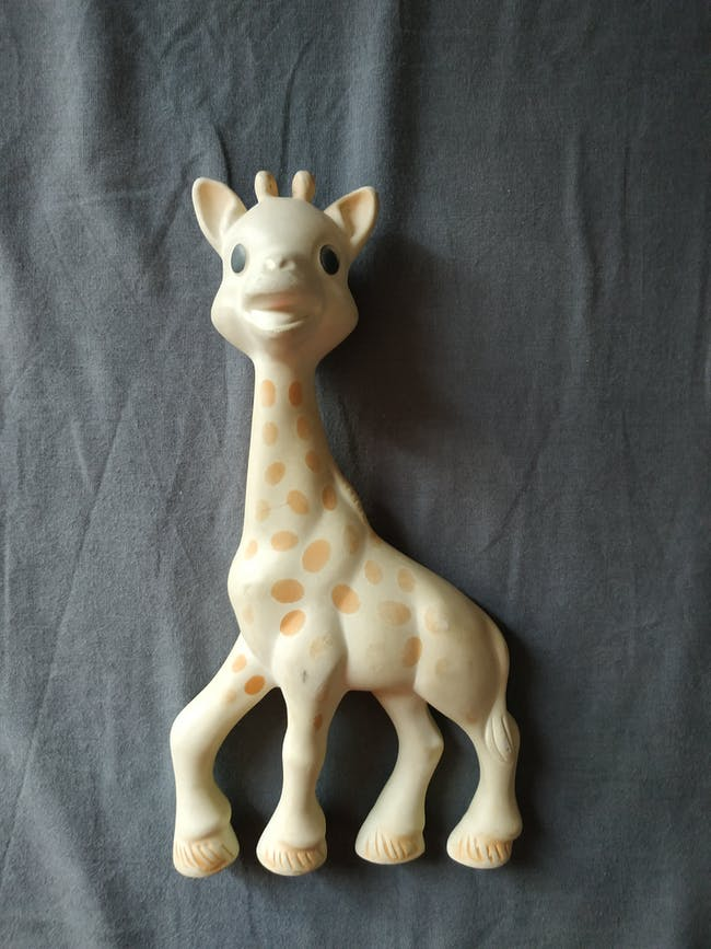 Jeu, jouet Sophie la girafe