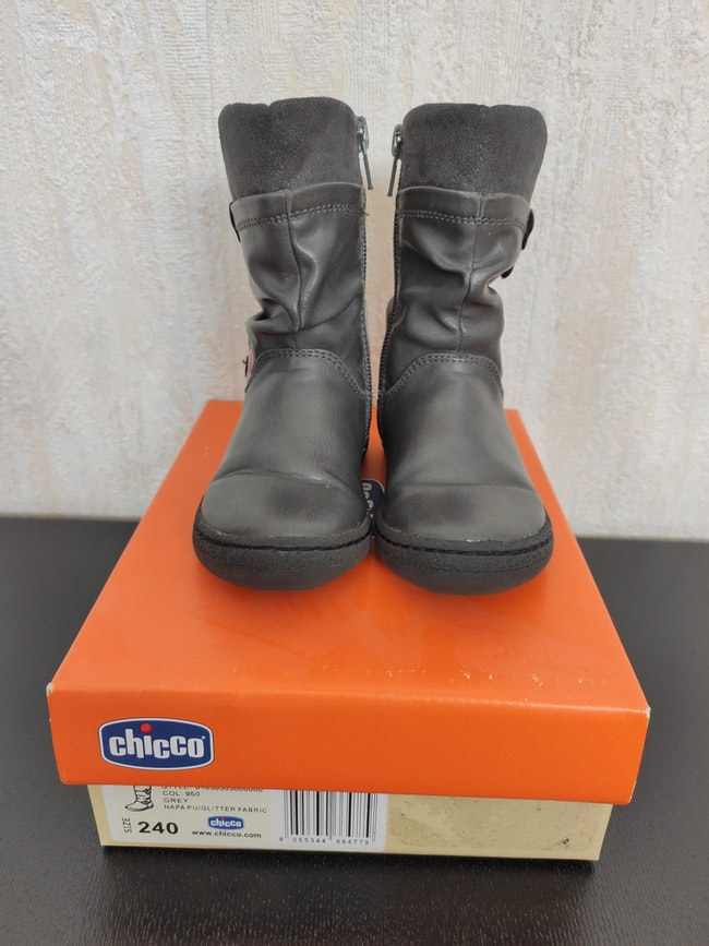 Bottines Chicco pointure 24